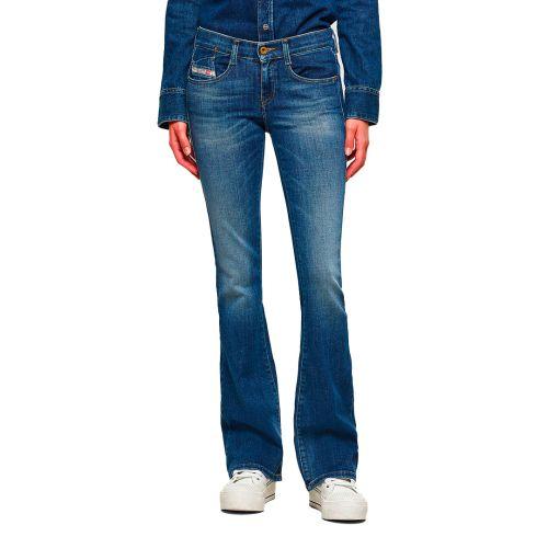 diesel jeans donna denim medio D-EBBEY