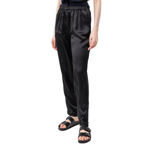 molly bracken pantalone donna nero TV80E21