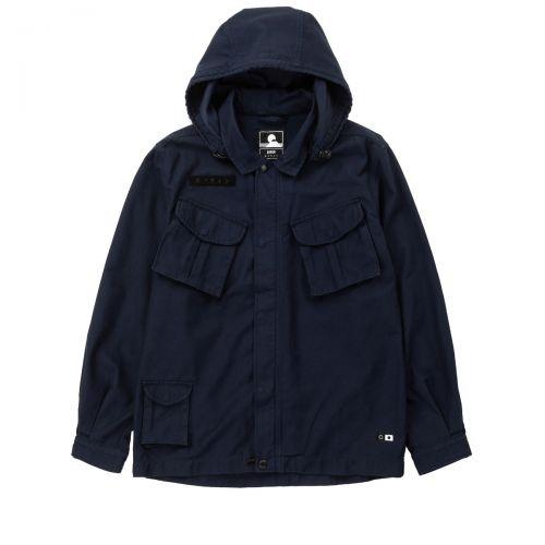 edwin strategy hooded jacket uomo capospalla I029257
