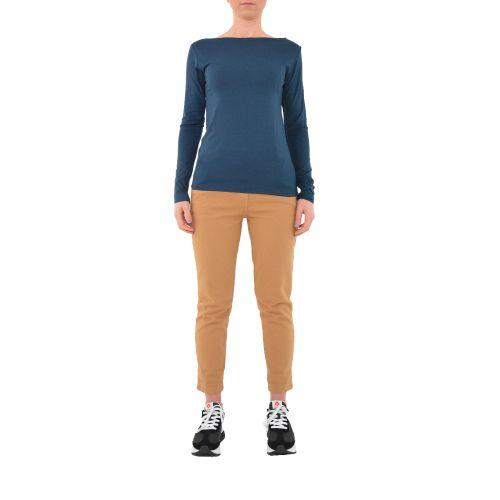 bighet 8198/74003 BLU t-shirt donna blu