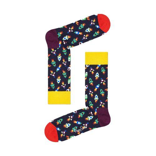 happy socks ROCKET SOCK/U 6500 calzini uomo multicolor
