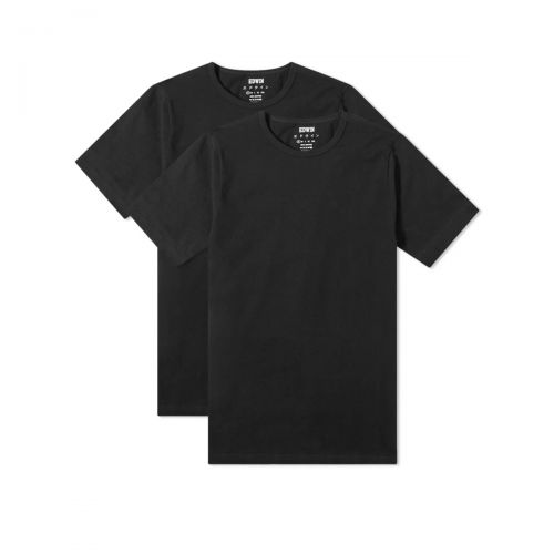edwin double pack uomo t-shirt I024965