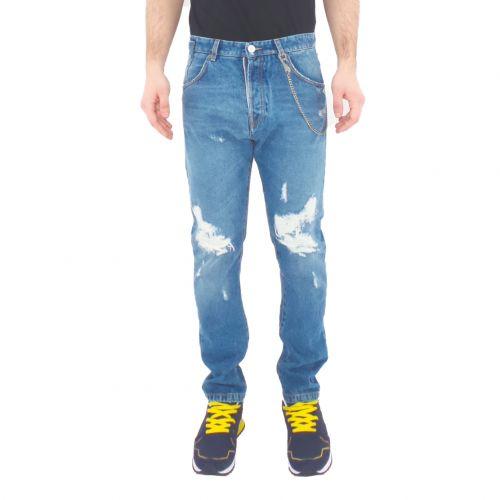 berna M 210067 30 jeans uomo denim