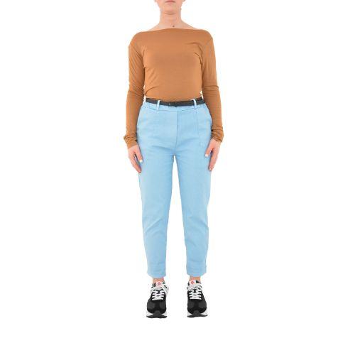 bighet 9585/94161 CELESTE pantalone donna celeste