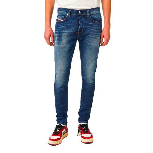 diesel jeans uomo denim medio D-STRUKT