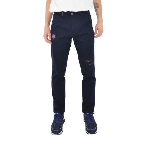 koon BRICK-CM21 4 pantalone uomo blu