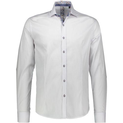 fdm 2071 2724 2 camicia uomo bianco