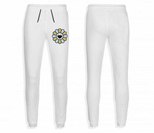 hiconika pantalone donna bianco PD16