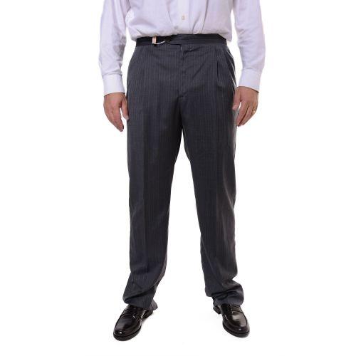 Nervesa Uomo Pantalone Grigio