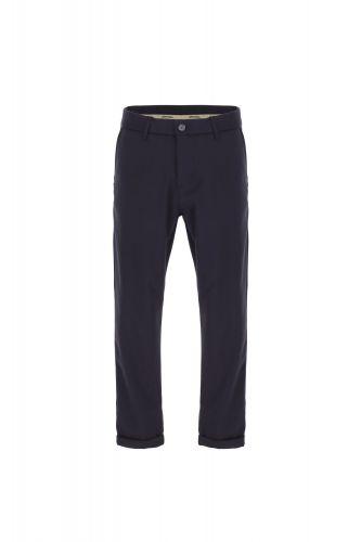 imperial pantalone uomo navy PWB0CCB