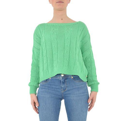 please M65038033 3744 maglia donna verde