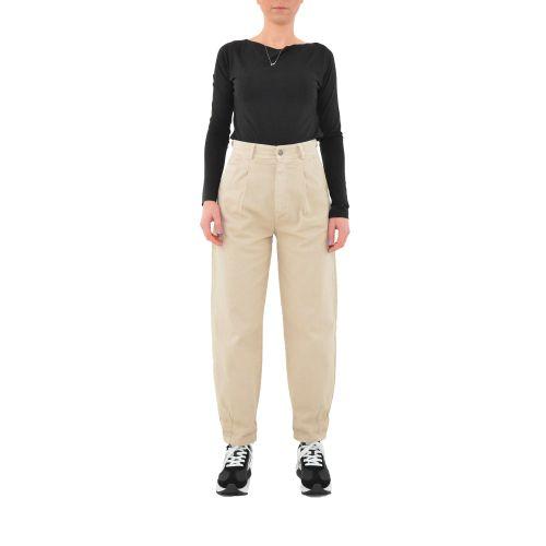 bighet 1585/9649 BEIGE pantalone donna beige
