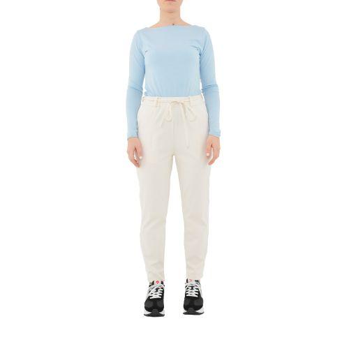 bighet 2585/9807 PANNA pantalone donna panna