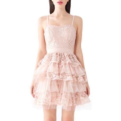 rinascimento CFC0102092003 B221 abito donna rosa