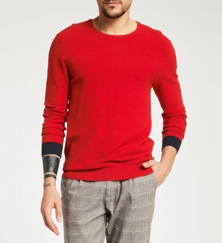 gaudi 021GU53006 2412 maglia uomo rosso