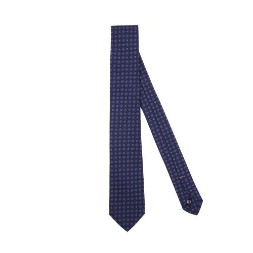 Eredi Chiarini Uomo Cravatta Blu