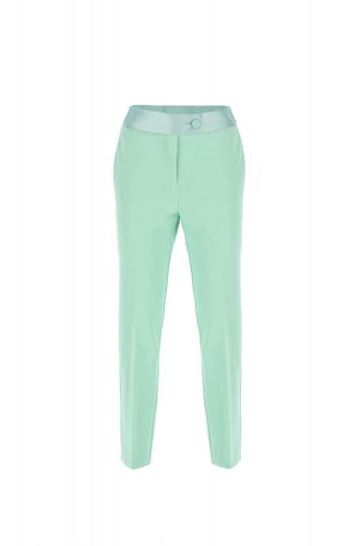 imperial PVN2BBK 1747 pantalone donna verde