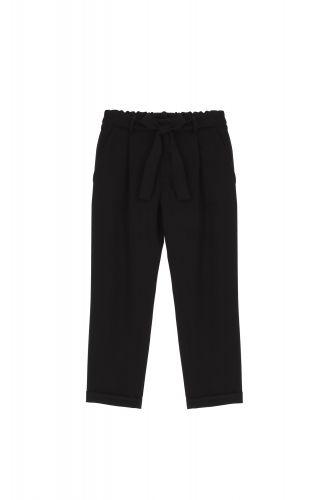 dixie PAZ8PMC 1900 pantalone donna nero