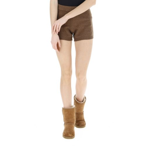 vicolo 5141W GIANDUIA shorts donna marrone