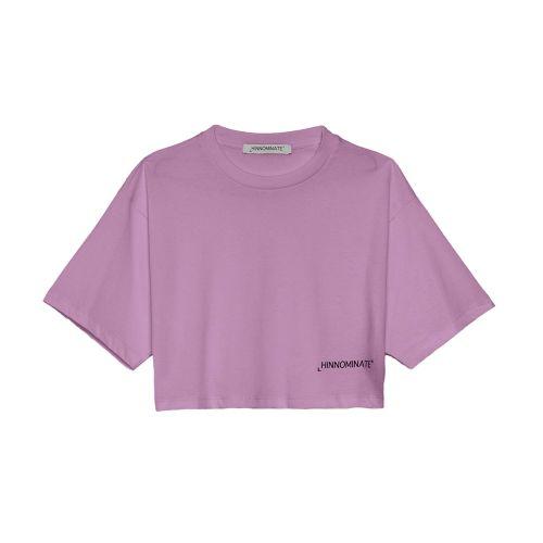 hinnominate t-shirt donna malva HNWSTC 024