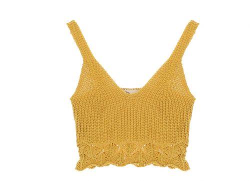 dixie top donna oro R688R041