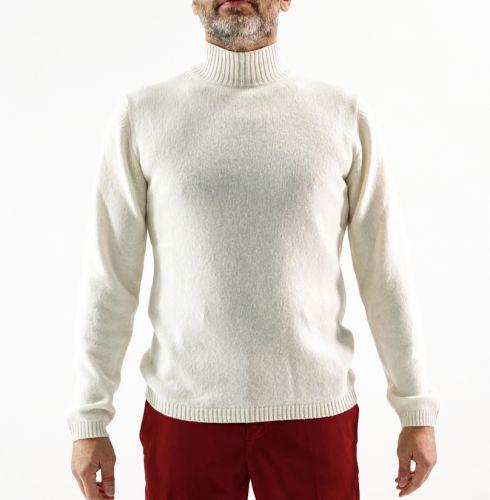 daniele fiesoli lupetto rasato uomo maglia DF0081