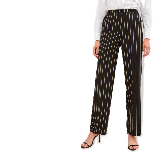 rinascimento pantalone donna nero CFC0104924003