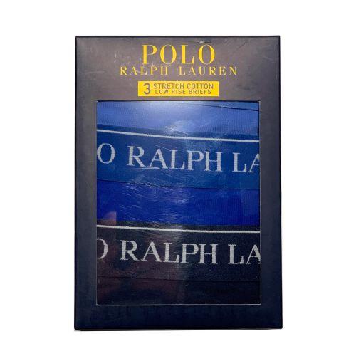 ralph lauren 3-pack cotton low rise uomo intimo 714-730604