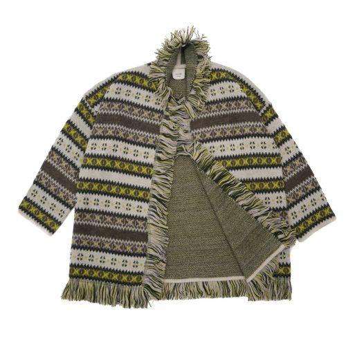 alysi cardigan casual alpaca donna maglia 251471