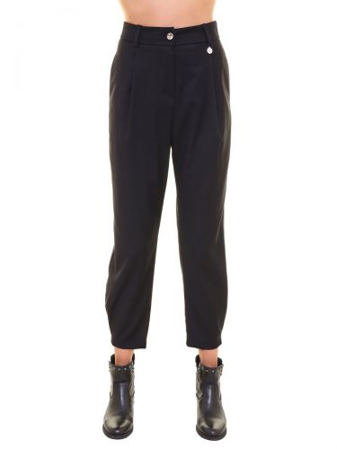 berna W 206021 1 pantalone donna nero