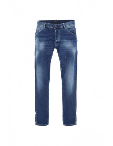 imperial P372MRRD14 1670 jeans uomo blu e denim