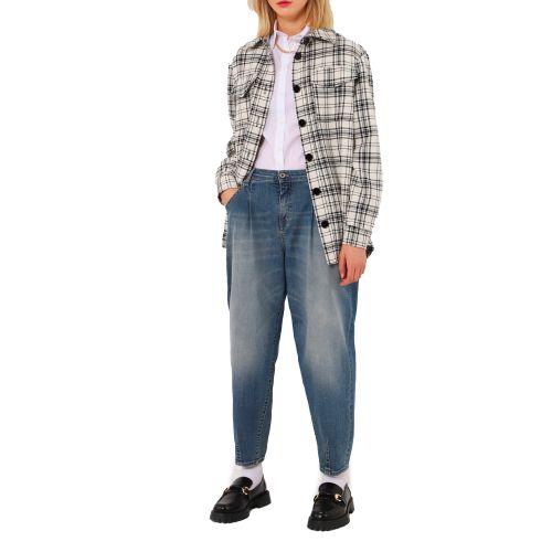 please jeans donna blu denim P0MMBQ2W4L