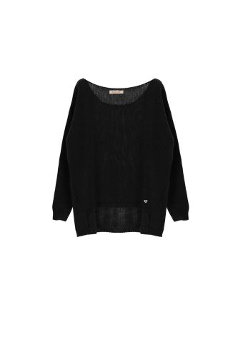 please maglia donna nero M49775061