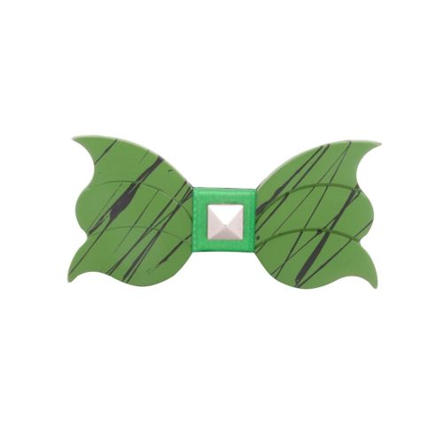 Lord Dandy Art Designer Uomo Papillon Verde
