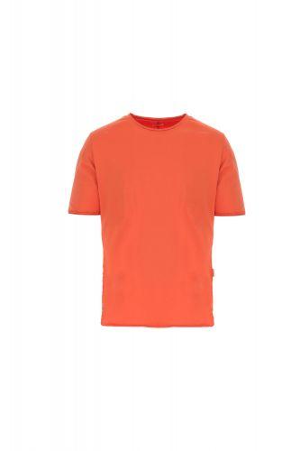 imperial t-shirt uomo arancione T084BATL