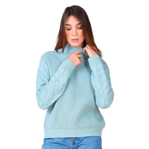 molly bracken maglia donna blu LA820A21