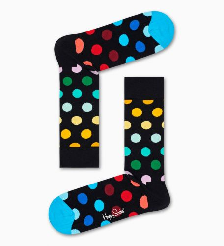 happy socks BIG DOT SOCK/U 0101 calzini uomo multicolor