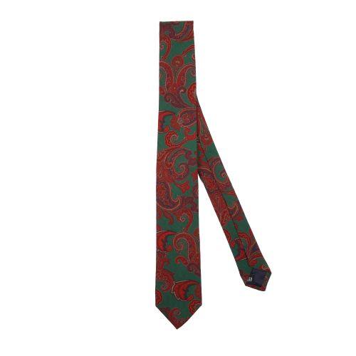 Eredi Chiarini Uomo Cravatta Verde
