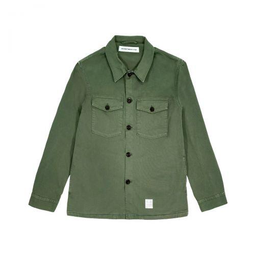 department 5 broz uomo giacca-camicia U20C11 T2001