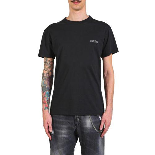 berna t-shirt uomo nero M 215158