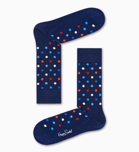 happy socks DOT SOCK/U 6001 calzini uomo multicolor