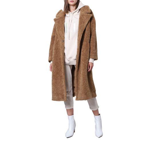 imperial KF45AKG 1806 cappotto donna cammello