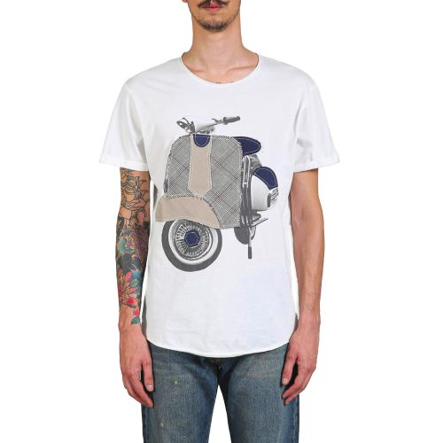 berna t-shirt uomo latte M 215173