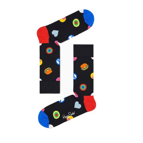 happy socks SYMBOL DOT SOCK/D 9000 calzini donna multicolor