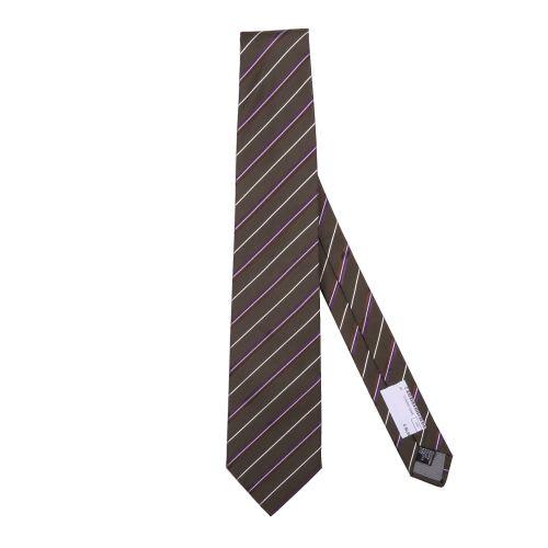 Gallieni Uomo Cravatta Verde
