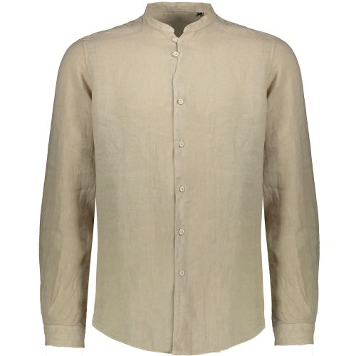 fdm 2099 4002 4 camicia uomo sabbia