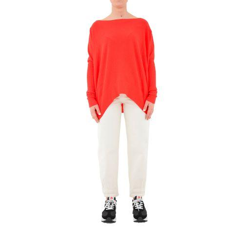 bighet 9522/15241 ROSSO maglia donna rosso