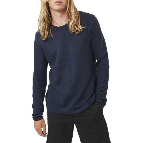 minimum maglia uomo blu melange REISWOOD 2.0 2135