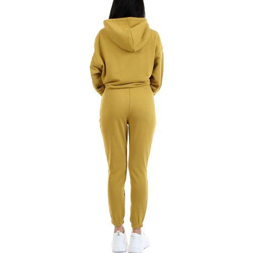 vicolo pantalone donna senape RX0005