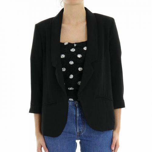 molly bracken T1002P21 BLACK giacca donna nero